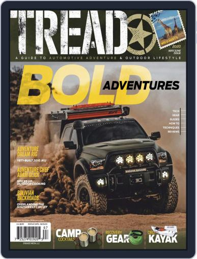 TREAD (Digital) May 1st, 2020 Issue Cover