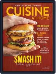 Cuisine at home (Digital) Subscription May 1st, 2020 Issue