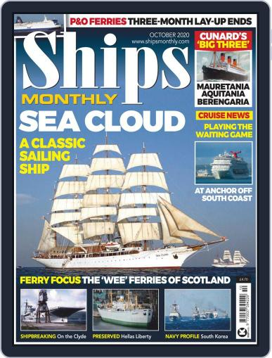 Ships Monthly Magazine (Digital) October 1st, 2020 Issue Cover