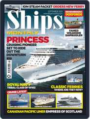 Ships Monthly Magazine (Digital) Subscription September 1st, 2020 Issue