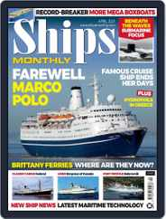 Ships Monthly Magazine (Digital) Subscription April 1st, 2021 Issue