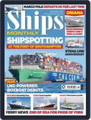 Ships Monthly Magazine (Digital) Subscription February 1st, 2021 Issue