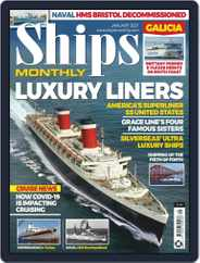 Ships Monthly Magazine (Digital) Subscription January 1st, 2021 Issue