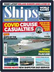 Ships Monthly Magazine (Digital) Subscription March 1st, 2021 Issue