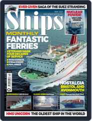 Ships Monthly Magazine (Digital) Subscription May 1st, 2021 Issue