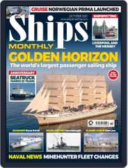Ships Monthly Magazine (Digital) Subscription October 1st, 2021 Issue