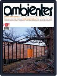 Revista Ambientes (Digital) Subscription September 1st, 2014 Issue