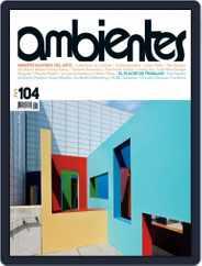 Revista Ambientes (Digital) Subscription April 5th, 2015 Issue