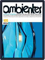Revista Ambientes (Digital) Subscription May 1st, 2015 Issue
