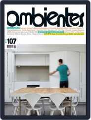 Revista Ambientes (Digital) Subscription October 1st, 2015 Issue