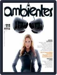 Revista Ambientes (Digital) Subscription June 1st, 2016 Issue