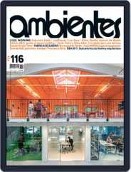 Revista Ambientes (Digital) Subscription March 1st, 2017 Issue
