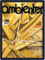 Revista Ambientes (Digital) Subscription November 30th, 2017 Issue