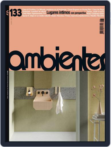 Revista Ambientes February 3rd, 2020 Digital Back Issue Cover