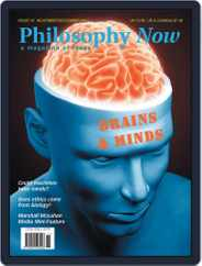 Philosophy Now (Digital) Subscription December 8th, 2011 Issue