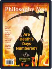Philosophy Now (Digital) Subscription March 20th, 2012 Issue