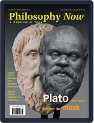 Philosophy Now (Digital) Subscription May 15th, 2012 Issue
