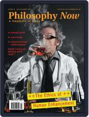 Philosophy Now (Digital) Subscription July 17th, 2012 Issue