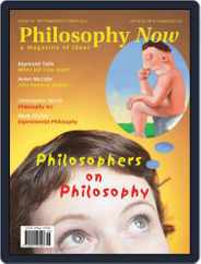 Philosophy Now (Digital) Subscription September 18th, 2012 Issue