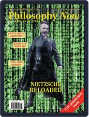 Philosophy Now (Digital) Subscription November 20th, 2012 Issue