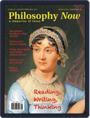 Philosophy Now (Digital) Subscription January 30th, 2013 Issue