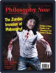 Philosophy Now (Digital) Subscription May 21st, 2013 Issue