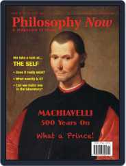 Philosophy Now (Digital) Subscription July 18th, 2013 Issue