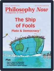 Philosophy Now (Digital) Subscription March 19th, 2014 Issue