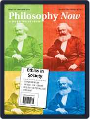 Philosophy Now (Digital) Subscription May 19th, 2014 Issue