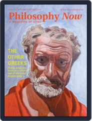 Philosophy Now (Digital) Subscription September 19th, 2014 Issue