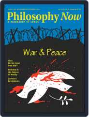 Philosophy Now (Digital) Subscription November 19th, 2014 Issue