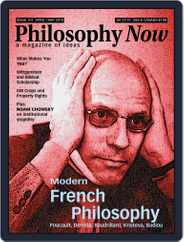 Philosophy Now (Digital) Subscription March 19th, 2015 Issue