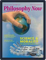 Philosophy Now (Digital) Subscription July 1st, 2015 Issue