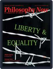 Philosophy Now (Digital) Subscription October 1st, 2015 Issue