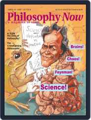 Philosophy Now (Digital) Subscription May 20th, 2016 Issue