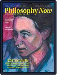 Philosophy Now (Digital) Subscription July 19th, 2016 Issue