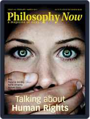 Philosophy Now (Digital) Subscription February 1st, 2017 Issue