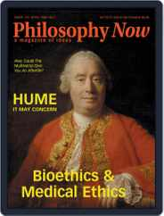 Philosophy Now (Digital) Subscription March 24th, 2017 Issue