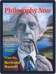 Philosophy Now (Digital) Subscription June 1st, 2017 Issue