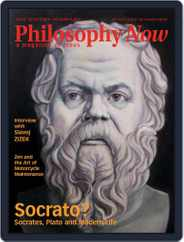 Philosophy Now (Digital) Subscription October 1st, 2017 Issue