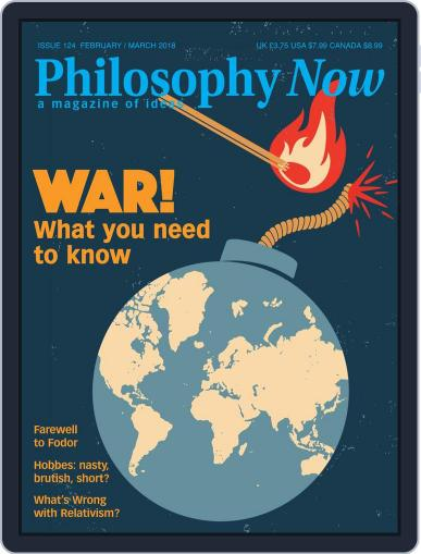 Philosophy Now (Digital) February 1st, 2018 Issue Cover