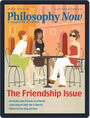Philosophy Now (Digital) Subscription June 1st, 2018 Issue