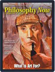 Philosophy Now (Digital) Subscription December 1st, 2018 Issue