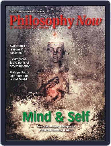Philosophy Now February 1st, 2019 Digital Back Issue Cover