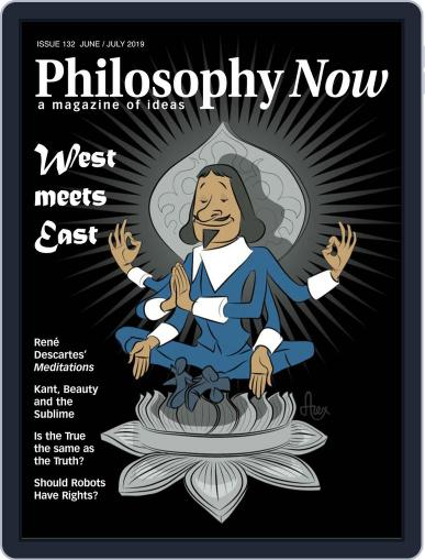 Philosophy Now (Digital) June 1st, 2019 Issue Cover