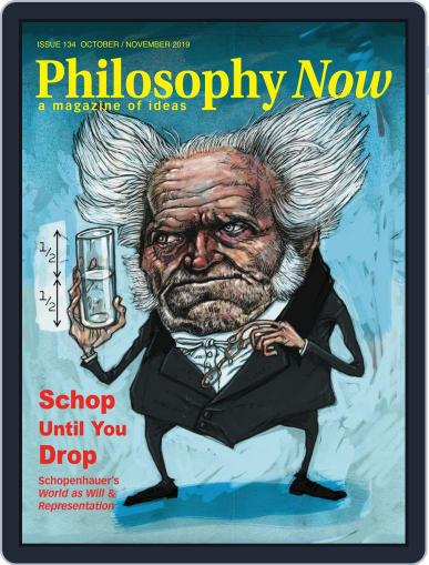 Philosophy Now October 1st, 2019 Digital Back Issue Cover
