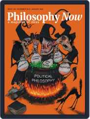 Philosophy Now (Digital) Subscription December 1st, 2019 Issue