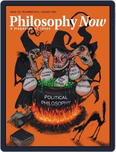 Philosophy Now December 1st, 2019 Digital Back Issue Cover