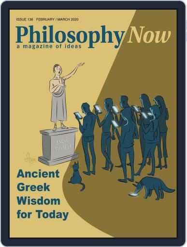 Philosophy Now February 1st, 2020 Digital Back Issue Cover