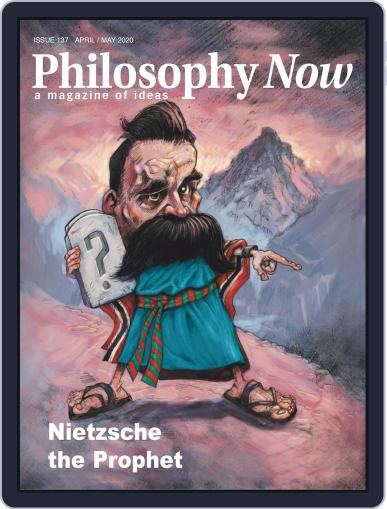 Philosophy Now (Digital) April 1st, 2020 Issue Cover